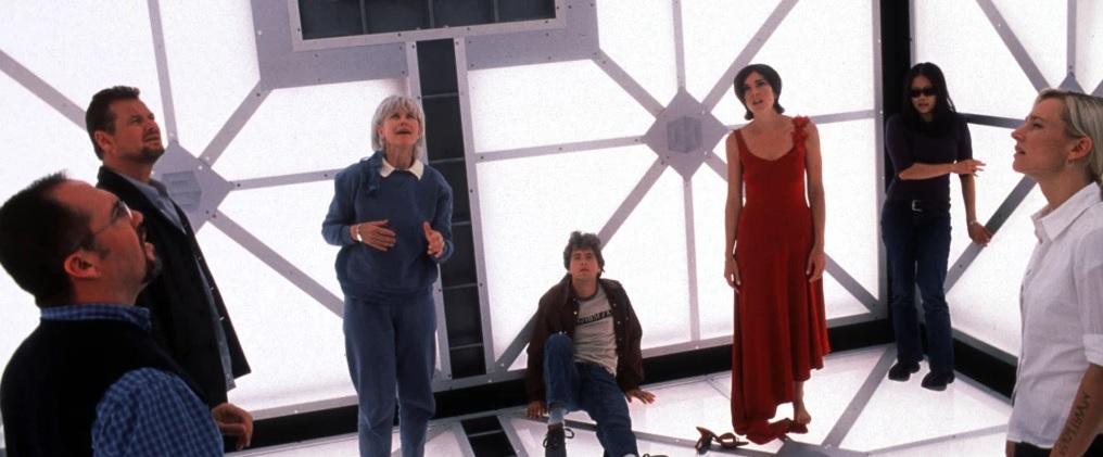 Cube 2: Hypercube(2002)