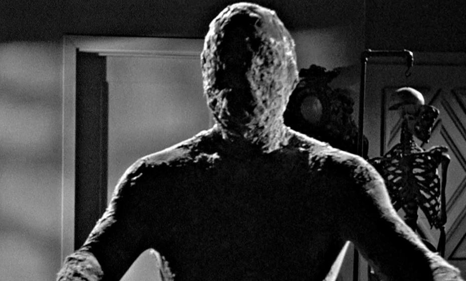 Curse of the Faceless Man(1958)