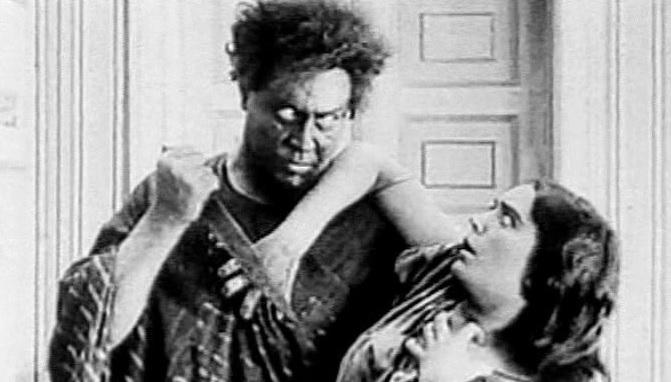 Die Augen der Mumie Ma(1918)