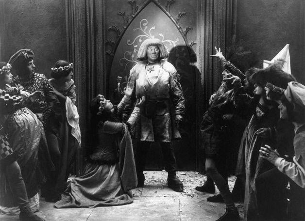 Der Golem, wie er in die Welt kam(1920)