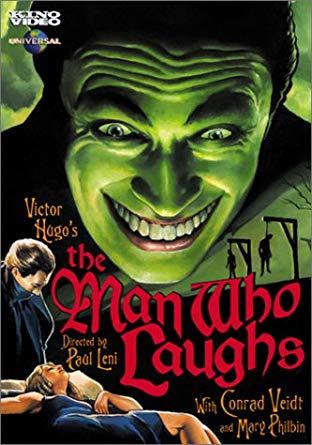 man laugh