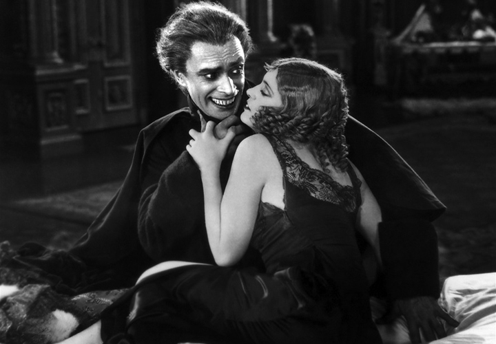 The Man Who Laughs(1928)