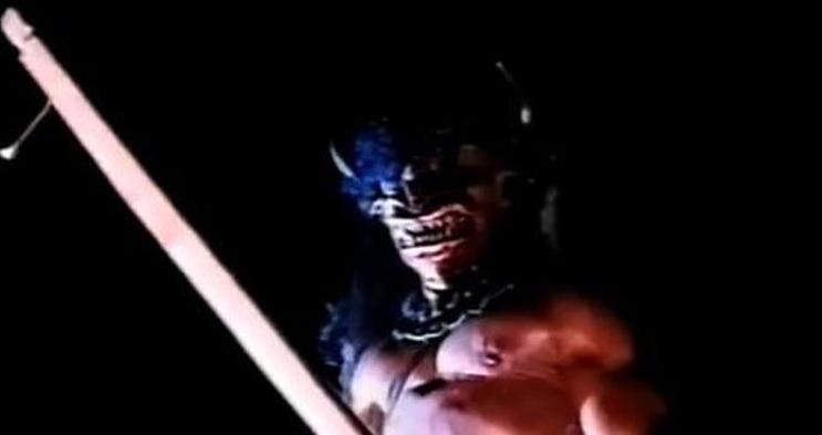Demon Warrior (1988)