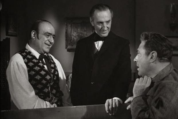 The Black Sleep(1956)