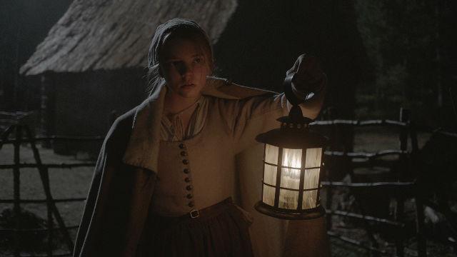 The VVitch: A New-England Folktale(2015)