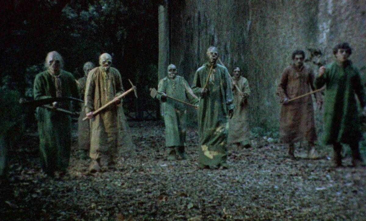 Le notti del terrore(1981)