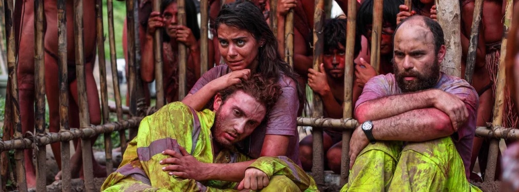 The Green Inferno(2013)