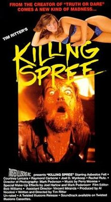 Killing Spreee
