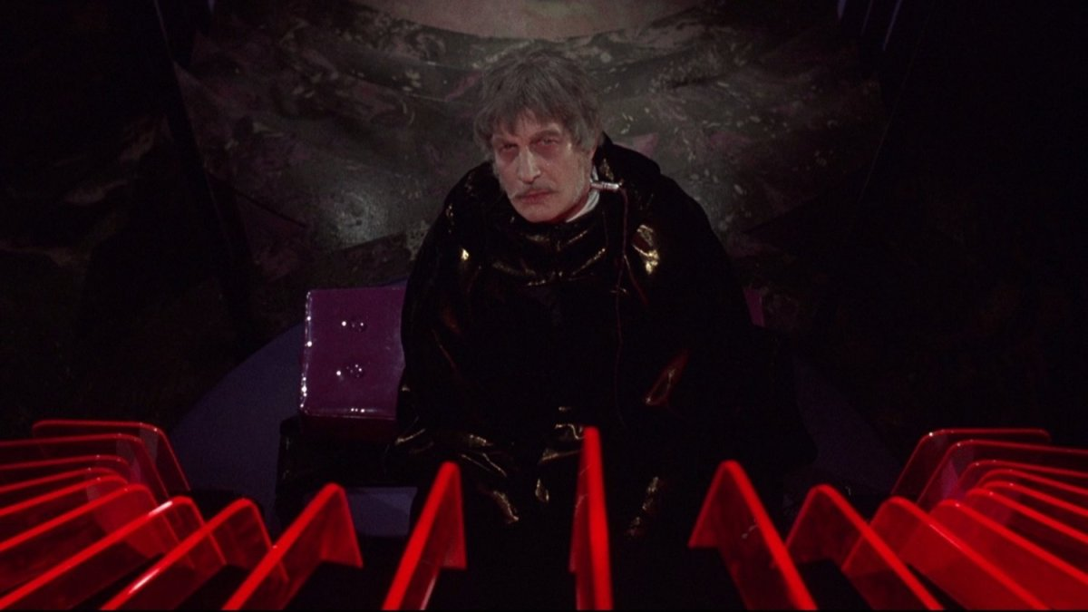 The Abominable Dr. Phibes(1971)