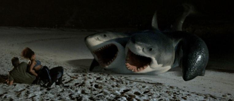 6-Headed Shark Attack(2018)