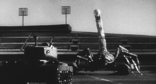 The Black Scorpion(1957)