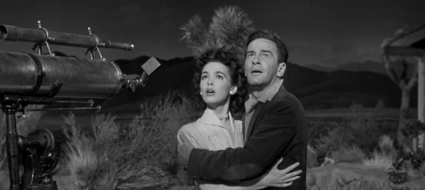 It Came from Outer Space(1953)