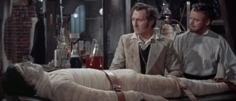 The Curse of Frankenstein(1957)